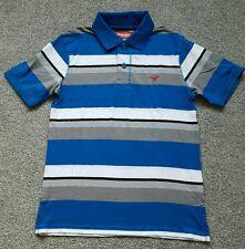 Wrangler Boys & Teens Camisas Polo De Rayas Algodón. Talla 6-7 años. a ESTRENAR.