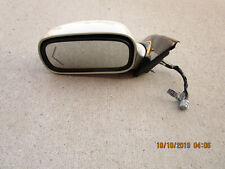 09-11 BUICK LUCERNE DRIVER LH SIDE HEATED MEMORY INDICATOR EXTERIOR DOOR MIRROR
