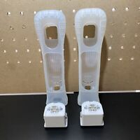 (2)OEM Authentic Nintendo Wii Motion Plus Adapters - Cleaned & Tested