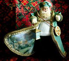 Special Pricing Thomas Kinkade Visions of Ireland Santa Portrait