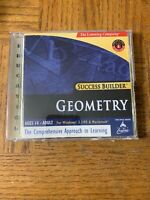 Success Builder Geometry PC Cd