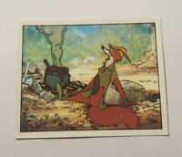 Panini Robin Hood 149 Walt Disney Productions Figurine Sticker 1982 82
