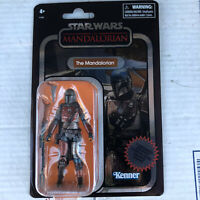 Star Wars Vintage Collection - Carbonized Mandalorian *In Hand* 3.75 Walmart Exc