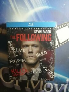 The Following - La Terza Stagione Completa (3 Blu-Ray)