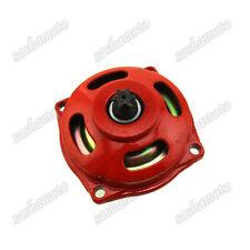 25H 6T Clutch Drum Gear Box Red For 47cc 49cc 2 Stroke Mini Moto Pocket Bike ATV