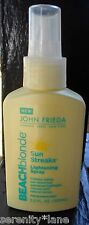 John Frieda Beach Blonde Sun Streaks Lightening Spray 3.5 Fl Oz Unisex