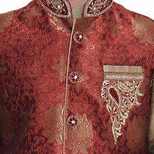 New Men's Koti, Modi Jacket, Nehru Style Jacket, Red Color, KD003