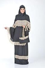 20% Disc Woman Ladies Muslim Prayer Dress Hajj Ehram Ihram Ahram Islamic Khimar