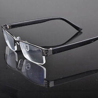 Fashion Half frame Design Men's Women's Unisex Reading Glasses +1.00 to 2.50