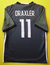 5+/5 GERMANY #11 DRAXLER 2016 adidas AA0114 SHIRT JERSEY FOOTBALL kids 11-12 Y