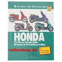 Reparaturanleitung Honda SH, Dylan, PS, Pantheon, S-Wing, 125@