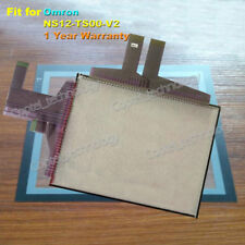 for Omron NS12-TS00-V2 Touch Screen Glass + Protective Film 1 Year Warranty