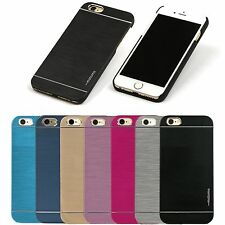 "Wholesale Lot of 7 Aluminum Metal Slim Thin Back Cover Case iPhone 6 4.7"" 6s"