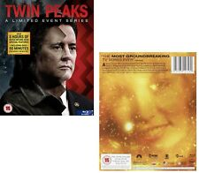 TWIN PEAKS (2017): A Limited Event - The Return - TV Season Series - BLU-RAY NEW