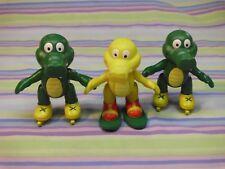 gator tales figure lot 80s