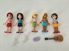 Lego friends minifigures lot
