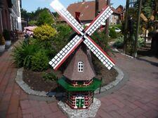 Windmühle Windmühlen 2004 Beton Colorit Quarz rot weiß schwarz