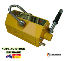 1x 1000KG Permanent Magnetic Lifter | Industrial Heavy Duty Metal Lifter