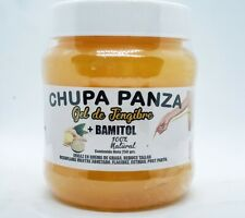 CHUPA PANZA Gel de JENGIBRE + BAMITOL + QUEMADOR D GRASA, ginger WEIGHT LOSS