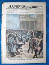 La Domenica del Corriere 28 marzo 1920 Berlino - Ochiltree - Marte