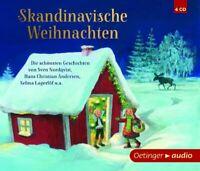 VARIOUS ARTIST - SKANDINAVISCHE WEIHNACHTEN.DIE SCHÖNSTEN GESCHIC  4 CD NEW
