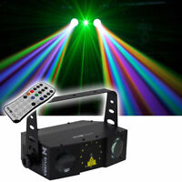 "INVOLIGHT ""VENTUS M"" Hybrid LED DMX Flower Strobe Laser Lichteffekt Disco Techno"