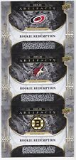 19-20 Artifacts Boston Bruins Rookie Redemption RED183 RC 2019