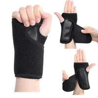 FDA Approved Neoprene Wrist Support Hand Brace Carpal Tunnel Splint-Arthritis cn