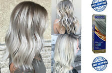 Grey Hair Cool Vanilla Toner BB07 DYE BLOND HAIR 100ml NOAMONIA and PEROXIDE