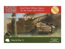 Plastic Soldier - German Panzer IV - 1:72