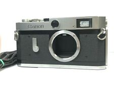 [Near Mint] Canon P 35mm Rangefinder Film Camera Body from JAPAN