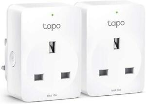 TP-Link Tapo Smart Plug WiFi Outlet Works with Amazon Alexa  Google Home