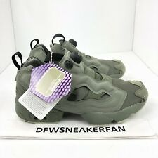 c082708350eb New Reebok InstaPump Fury MTP Size 8 Hunter Green Grey Teal Pump