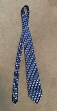 Beaufort Tie Rack Mens Necktie 100% Silk Made In Italy