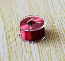 YMC0.11R*100m Red Enameled Copper Wire 0.11mm Solder Weld Repair Magnetic 100m