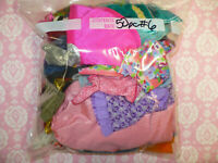 Mattel Barbie Doll Clothing Lot HUGE 50 piece Grab Bag of Barbie Doll Clothes #6