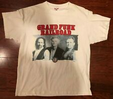 GRAND FUNK RAILROAD - CONCERT T-SHIRT - North American Reunion Tour