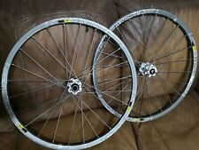 "Mavic Crossmax Sx Wheels 26"" ITS4 Hubs Bolt Through"