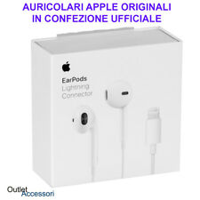 Apple Auricolari originali con Connettore Lightning Mmtn2zm/a iPhone 7/7plus