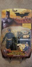 Batman Begins 2005 Mattel Battle Gear Batman Action Figure *Unopened*