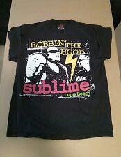 Men's Sublime Robbin the Hood size M t-shirt