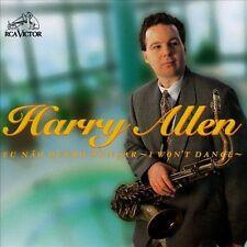 HARRY ALLEN - I WON'T DANCE [EU NAO QUERO DANCER] NEW CD