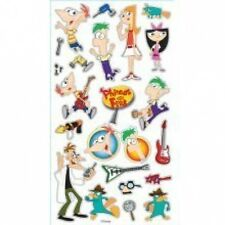 EK Success Classic Stickers - Phineas and Ferb #558