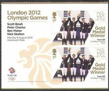 GB 2012 Olympics/Sports/Gold Medal Winners/Team GB/Equestrian 2v + lbl (n35656a)