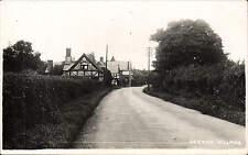 Letton near Eardisley. Village & Road to The Swan.