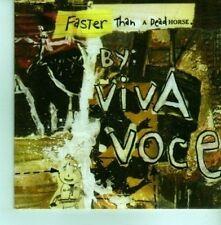 (CY855) Viva Voce, Faster Than A Dead Horse - 2006 DJ CD