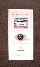 [GCG] L468- Advertising Pubblicità -1997- HAMILTON KHAKI SUB III,AMERICAN STYLE