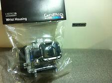 WATERPROOF WRIST CAMERA HOUSING GOPRO HERO3 BLACK SILVER WHITE HERO4+Lens Cap's