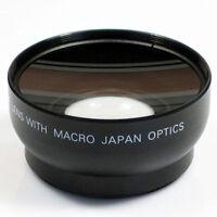 52MM 0.45X Wide Angle HD Macro Lens for Nikon D7100 D5300 D3300 D3200 SLR Camera
