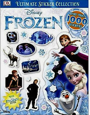 Disney Frozen Sticker Book Ultimate Collection Book 1000 Stickers Frozen Fever